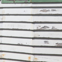 paint failure weatherboards