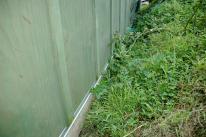 overgrowth too near cladding 3