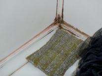 HCS inside house sealant deterioration shower