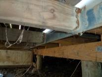 HCS subfloor corroded fixings