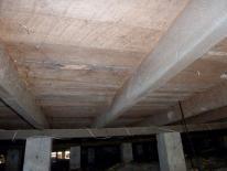 HCS subfloor no insulation under floorboards