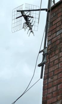 HCS TV aerial