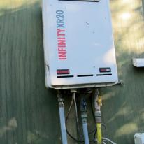 continuous flow gas water heater3